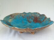 Turquoise Offering Bowl