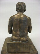 Man of Bronze (back view)